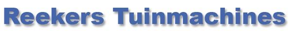 Reekers Tuinmachines